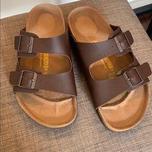 Birkenstock sandals - brown - style: Arizona